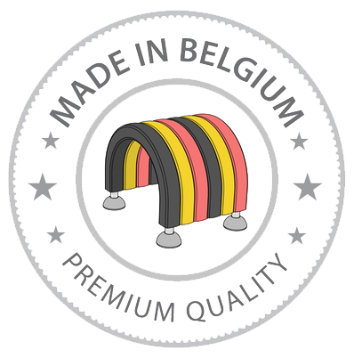 Quality made in Belgium